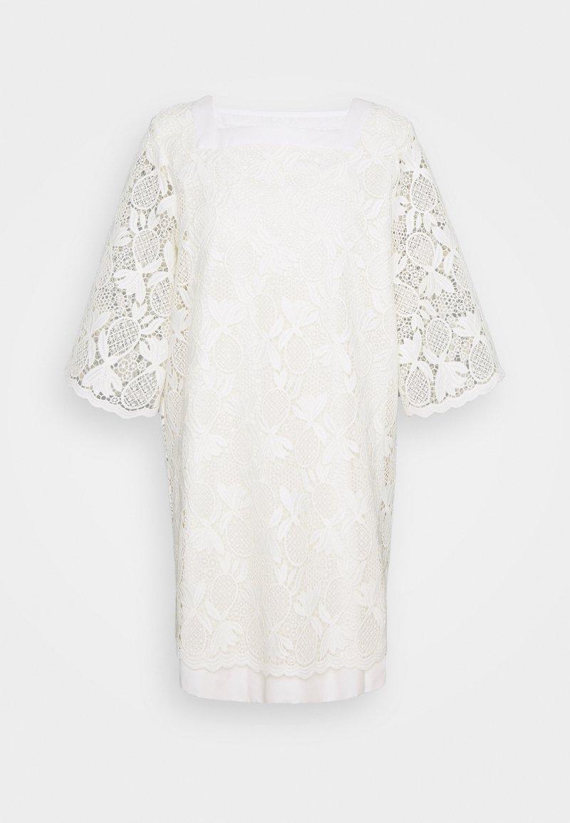 See by Chloé - Denní šaty - pristine white