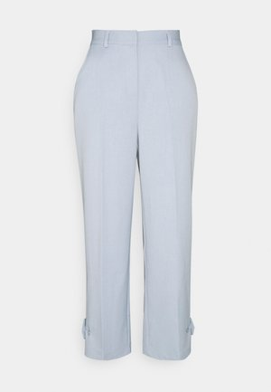 AUBRIÈTE PANTS - Spodnie materiałowe - arcitc ice melee