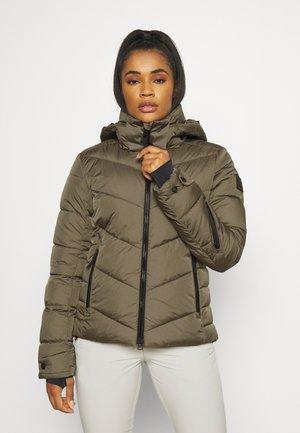 SAELLY - Ski jacket - oliv