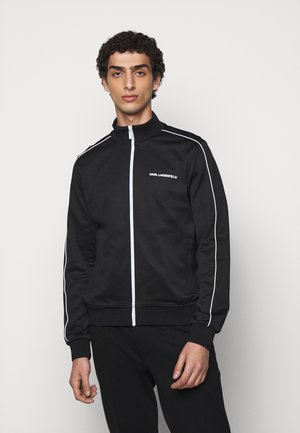 ZIP JACKET - Training jacket - black