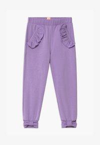 WAUW CAPOW by Bangbang Copenhagen - PANCY FANCY - Tracksuit bottoms - purple - 0