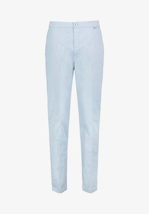 Trousers - light-blue
