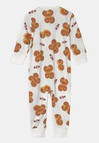 Lindex - GINGERBREAD UNISEX - Pyjamas - light dusty white - 1