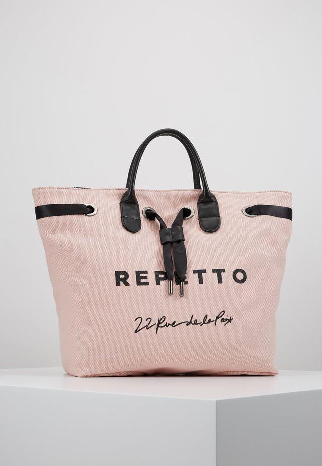 NOE ARABESQUE - Handbag - icône/light pink