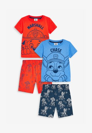 PAW PATROL 2 PACK SHORT PYJAMAS - Pyžamová sada - multi-coloured