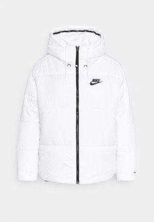 CLASSIC TAPE - Winter jacket - white/black/black