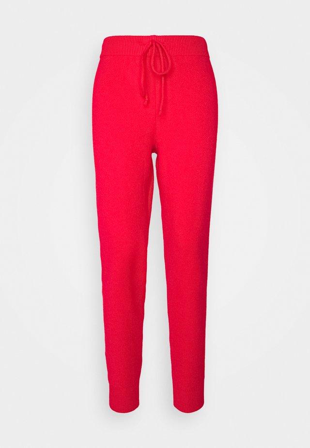 LOUNGE PANT - Pantaloni - red