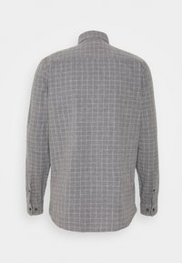 Casual Friday - ANTON - Shirt - light grey melange - 1