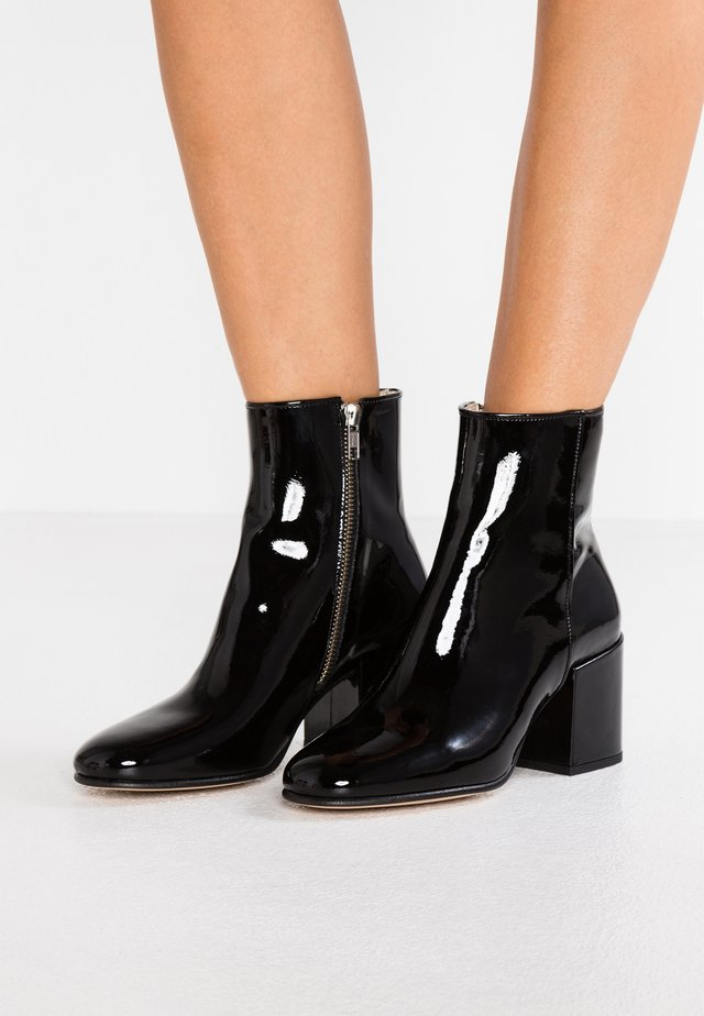 GIGI ROMA - Classic ankle boots - black