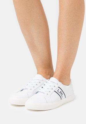 LOGO JANSON  - Sneakers laag - white