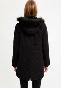 DeFacto - Short coat - black - 1