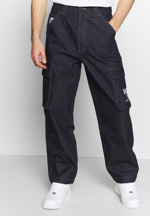 BAGGY - Džíny Relaxed Fit - blue