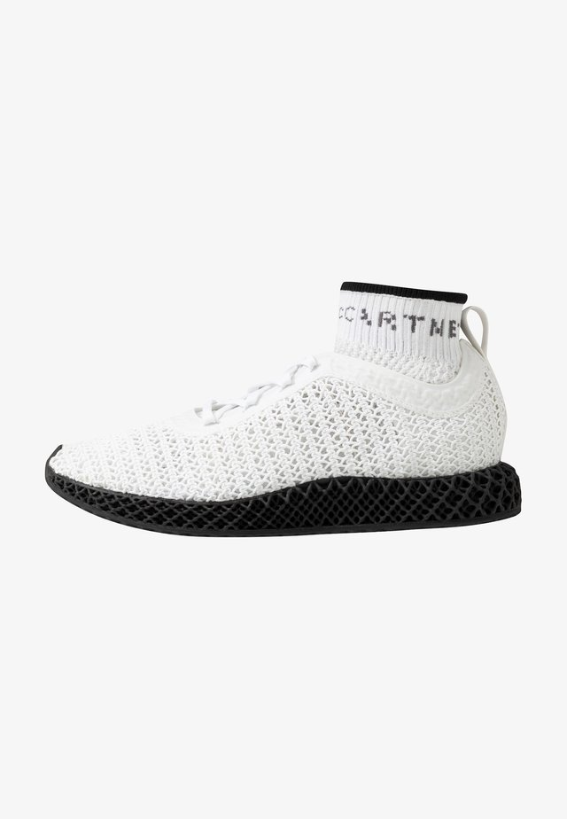 ALPHAEDGE 4D - Neutral running shoes - night steel/core black/platinum mauve