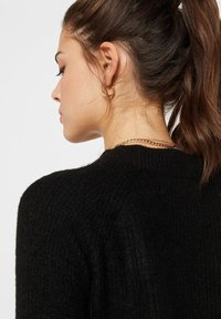 Pieces - PCELLEN - Sweter - black - 3