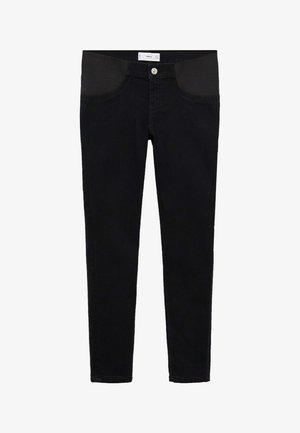 MTERNITY-I - Jeans Skinny Fit - black denim