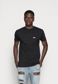 Obey Clothing - BUILT TO LAST - Printtipaita - black - 0