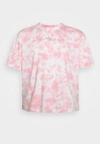 Common Kollectiv - RAGON TIE DYE - T-shirt z nadrukiem - pink - 5