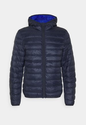 OUTERWEAR - Down jacket - dark blue