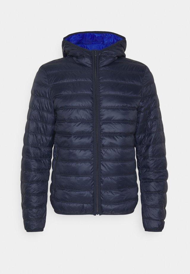 OUTERWEAR - Down jacket - dark blue