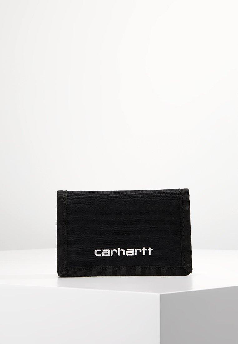 Carhartt WIP - PAYTON WALLET UNISEX - Lompakko - black/white