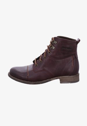 SIENNA 17 - Ankle boots - bordo