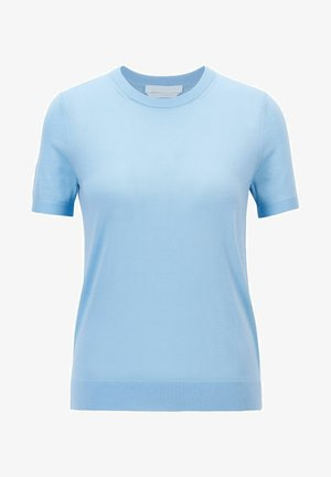 FALYSSA - T-shirt basic - light blue