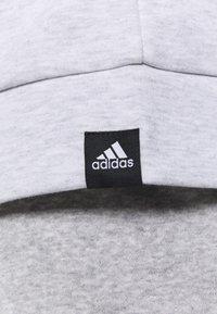 adidas Performance - HOODIE - Kapuzenpullover - light grey - 5