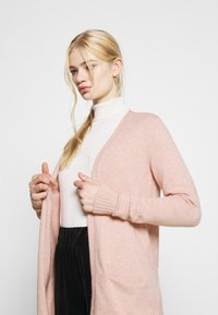 Vila - VIRIL  - Cardigan - misty rose melange - 3