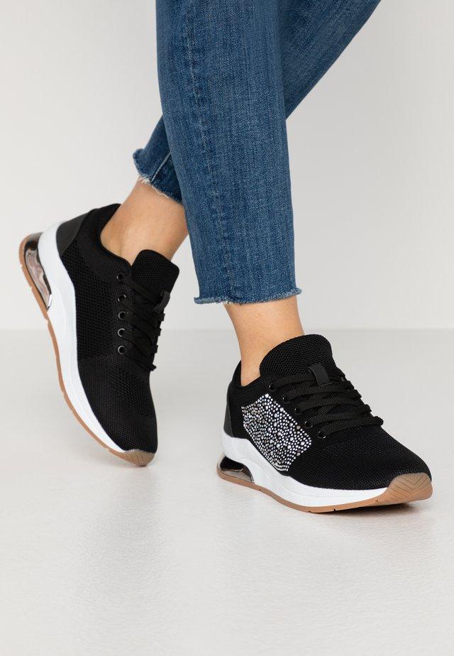 EFFII - Sneakers basse - black plain