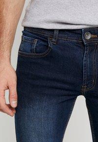 Redefined Rebel - COPENHAGEN - Jeans Skinny Fit - dark sea - 4