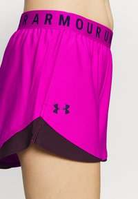 Under Armour - PLAY UP SHORTS 3.0 - Urheilushortsit - meteor pink - 4