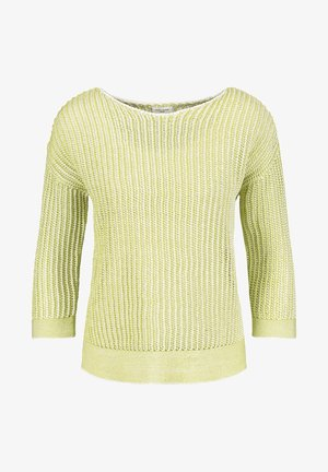 Pullover - lime
