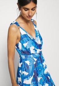 comma - Maxi dress - blue - 3