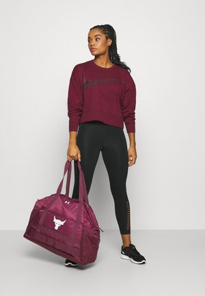 PROJECT ROCK GYM BAG - Sports bag - level purple