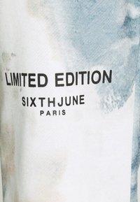 Sixth June - TIE DYE PANTS - Tracksuit bottoms - beige - 2
