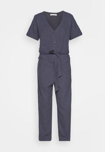 TRUDY COMBINAISON LINGERIE - Pyjamas - bleu