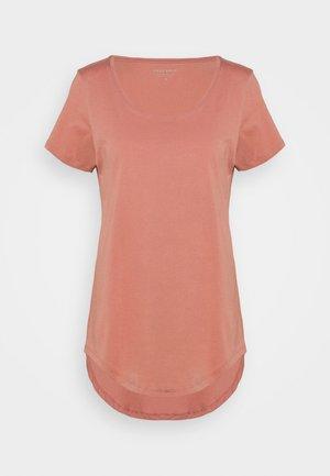 TALL TEE - Basic T-shirt - dusty pink