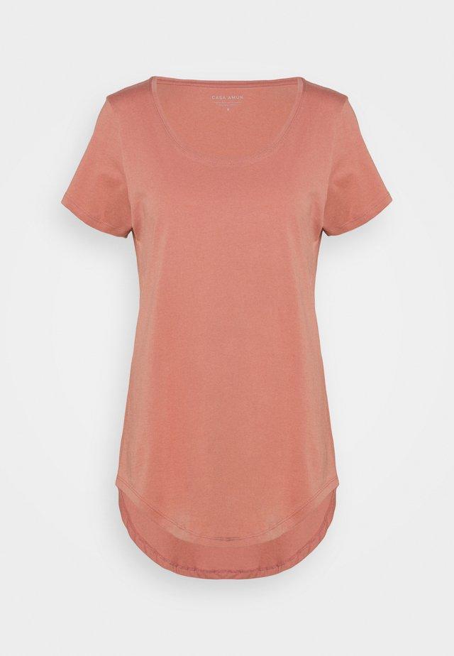 TALL TEE - T-shirt basic - dusty pink