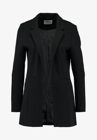 Noisy May - NMREKA LONG - Krátký kabát - black - 3