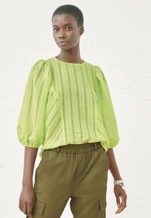 CREW NECK  - Camicetta - light green
