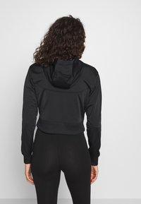 Nike Sportswear - HOODIE - Treningsjakke - black/white - 2