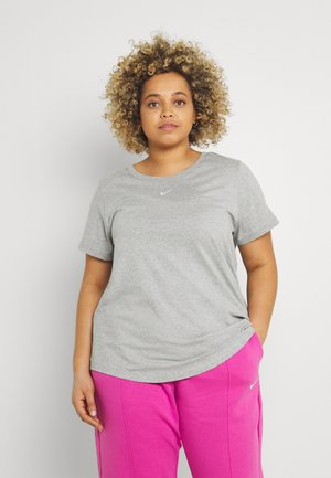 TEE PLUS - Basic T-shirt - grey heather