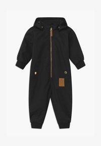Mini Rodini - PICO BABY - Snowsuit - black - 0
