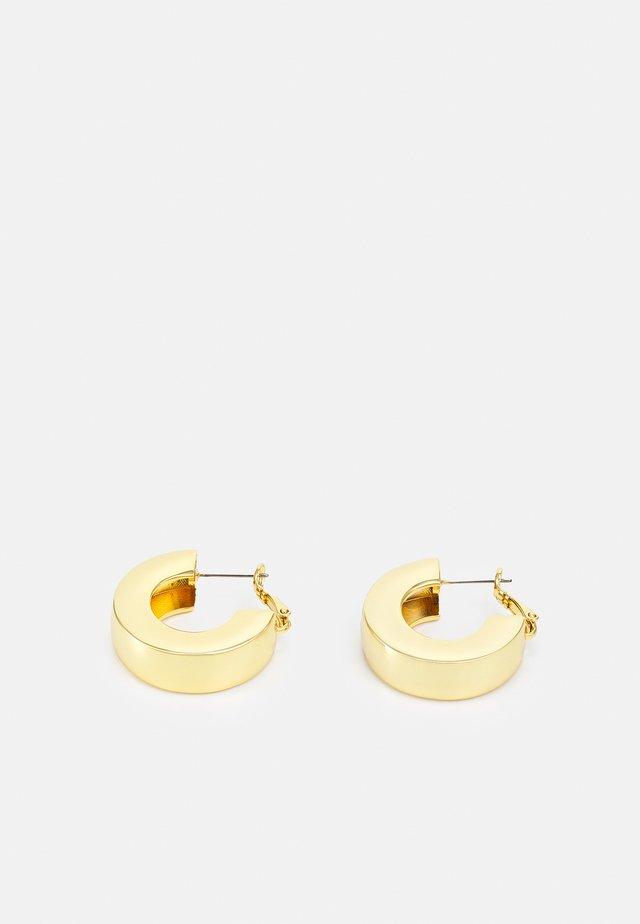CARINA - Ohrringe - gold-coloured