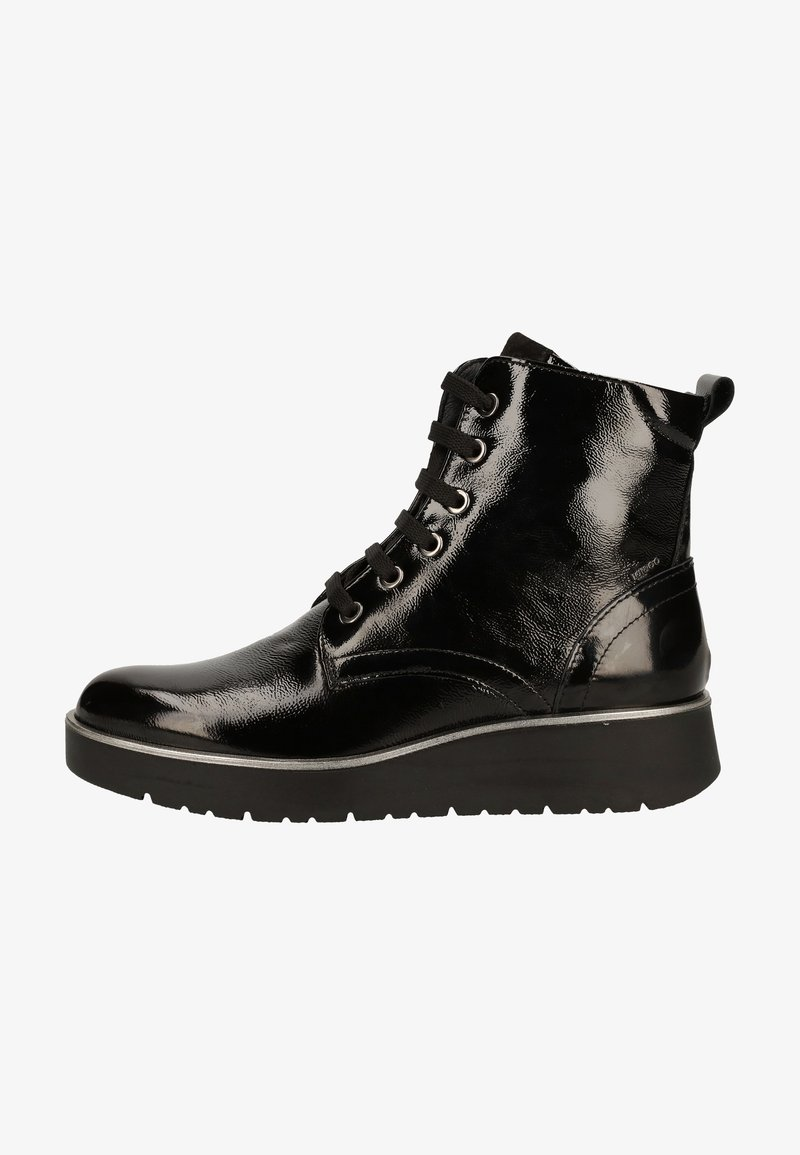 IGI&CO - Platform ankle boots - NERO