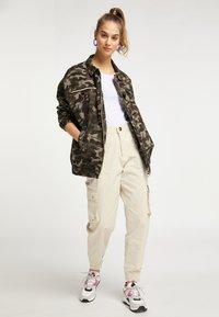 myMo - Summer jacket - olive - 1