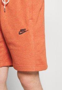 Nike Sportswear - REVIVAL - Shorts - light sienna/dark smoke grey - 3