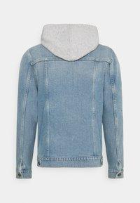 Cars Jeans - TREY JACKET - Jeansjacka - stone bleached - 1