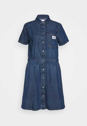 MODERN DRESS - Vestito di jeans - light blue