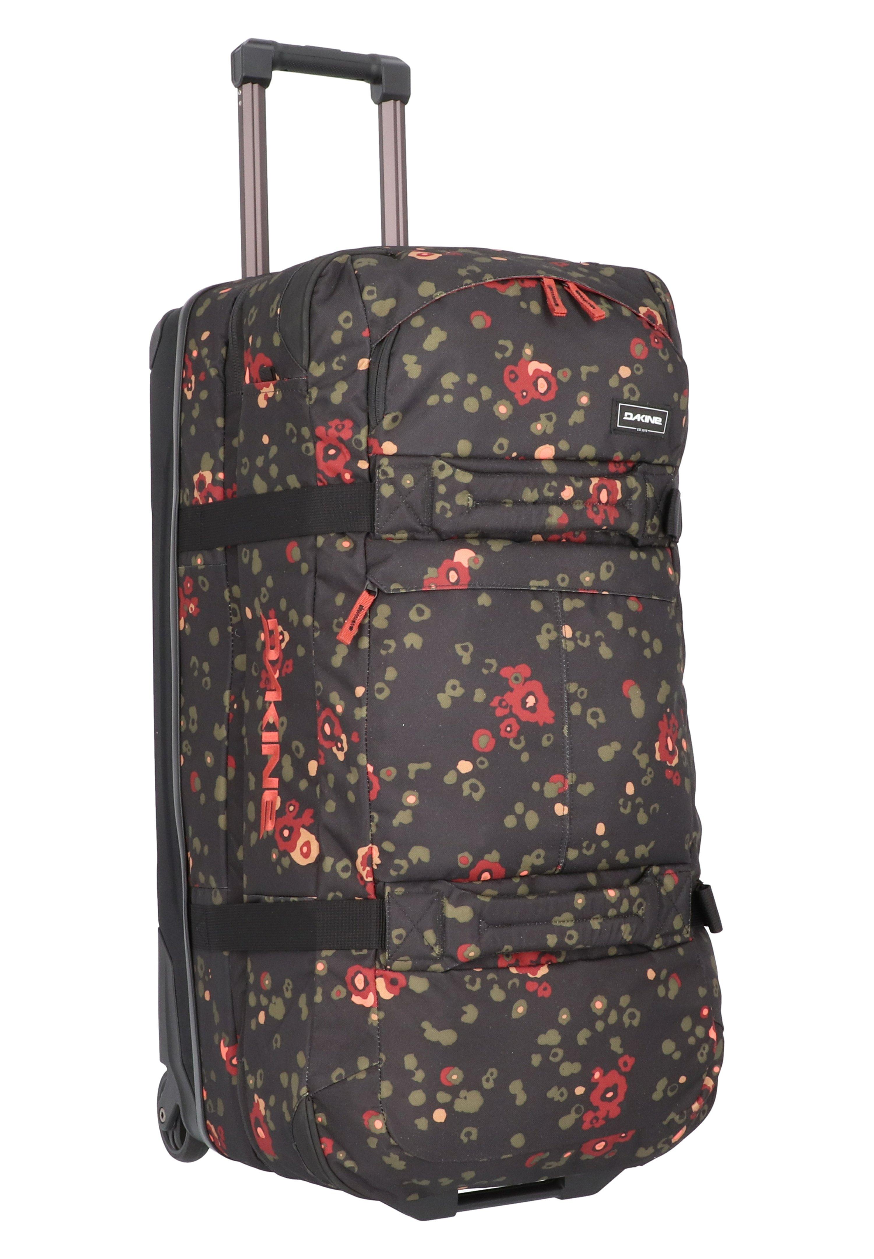 Dakine SPLIT ROLLER  - Trolley - begonia/mehrfarbig - Herrentaschen VyA2r